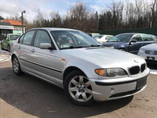 Used 2005 BMW 320i 320i for sale in Newmarket, ON