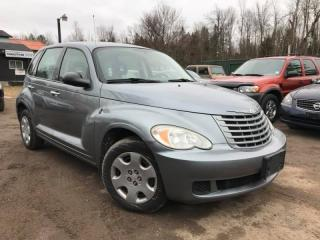 Used 2009 Chrysler PT Cruiser Accident-Free LX Gas Saver Clean A/C for sale in Newmarket, ON