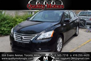 Used 2013 Nissan Sentra 1.8 S for sale in Etobicoke, ON