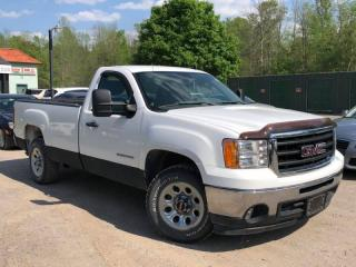 Used 2011 GMC Sierra 1500 1500 No-Accidents WT Regular Cab Long Box A/C for sale in Newmarket, ON