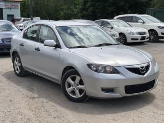 Used 2008 Mazda MAZDA3 LOW KMS GX Auto Power Group A/C for sale in Newmarket, ON