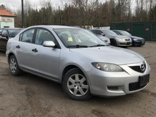 Used 2007 Mazda MAZDA3 GX 5-Speed Manual Power Group for sale in Newmarket, ON