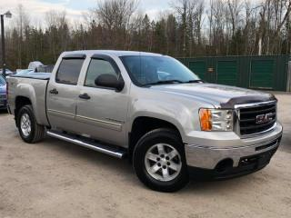 Used 2009 GMC Sierra 1500 Accident-Free SLE 4X4 Crew Cab Leather for sale in Newmarket, ON