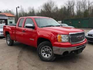 Used 2010 GMC Sierra 1500 Nevada Edition 4X4 Ext Cab Power Group for sale in Newmarket, ON