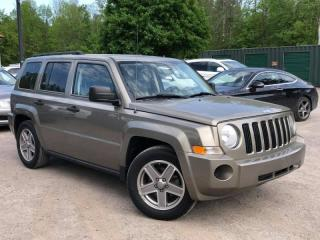 Used 2008 Jeep Patriot Sport NORTH EDITION Power Group Alloys for sale in Newmarket, ON