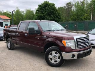 Used 2010 Ford F-150 No-Accidents XLT XTR 4X4 Crew Cab for sale in Newmarket, ON