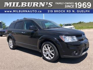 Used 2015 Dodge Journey R/T-AWD for sale in Guelph, ON