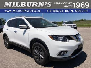 Used 2016 Nissan Rogue SL / AWD for sale in Guelph, ON