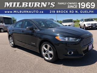 Used 2014 Ford Fusion SE Hybrid for sale in Guelph, ON