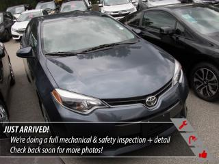 Used 2016 Toyota Corolla CE for sale in Port Moody, BC