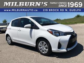 Used 2015 Toyota Yaris LE for sale in Guelph, ON