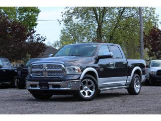 Used 2014 RAM 1500 Laramie*Diesel*Roof*NAV*CAM*TOW*FullyJammed for sale in Mississauga, ON