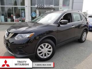 Used 2014 Nissan Rogue S  - Bluetooth -  SiriusXM for sale in Port Coquitlam, BC