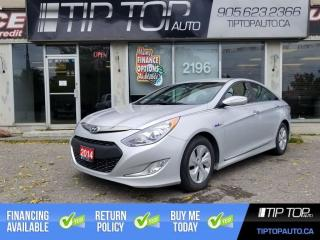 Used 2014 Hyundai Sonata Hybrid ** Accident Free, Low KMs, Great Condition ** for sale in Bowmanville, ON