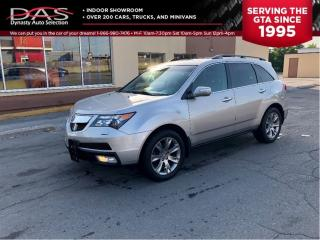 Used 2011 Acura MDX PREMIUM/LEATHER/SUNROOF/7 PASS/REAR CAMERA for sale in North York, ON