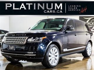 Used 2015 Land Rover Range Rover SUPERCHARGED V8, LONG WHEELBASE, DRIVERS TECH PKG for sale in North York, ON