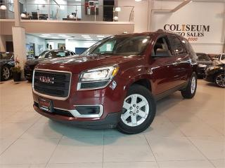 Used 2015 GMC Acadia SLE1-8 PASSENGER-CAMERA for sale in York, ON