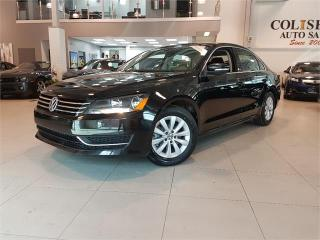 Used 2014 Volkswagen Passat 1.8 TSI Trendline **NO ACCIDENTS-NEW TIRES** for sale in York, ON