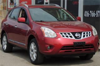Used 2012 Nissan Rogue SL for sale in Etobicoke, ON