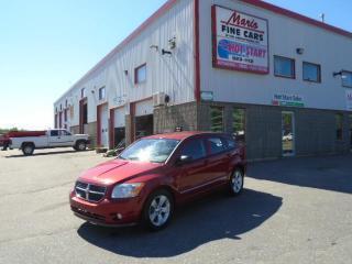 Used 2010 Dodge Caliber SXT for sale in Sudbury, ON