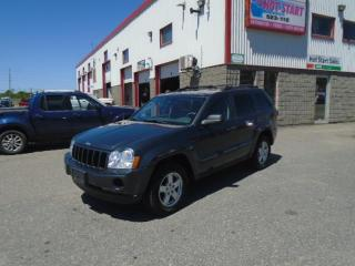 Used 2007 Jeep Grand Cherokee Laredo for sale in Sudbury, ON