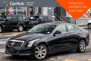 Used 2014 Cadillac ATS AWD|Heat Frnt.Seats|Keyless_Go|Bluetooth|BOSE|17