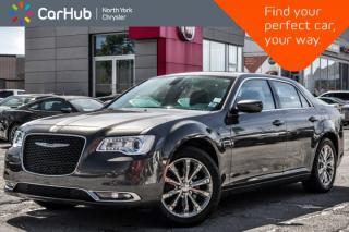 Used 2017 Chrysler 300 Touring AWD|PanoSunroof|Nav|R-Start|Leather|HeatFrntSeats|19