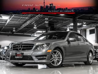 Used 2014 Mercedes-Benz C 300 NAVIBLINDSPOT|REAR CAM|LANE WARNING|4MATIC for sale in North York, ON