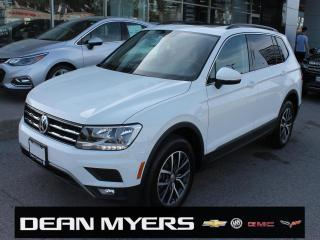 Used 2018 Volkswagen Tiguan for sale in North York, ON