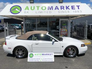 Used 2004 Ford Mustang GT Deluxe Convertible IMMACULATE! for sale in Langley, BC