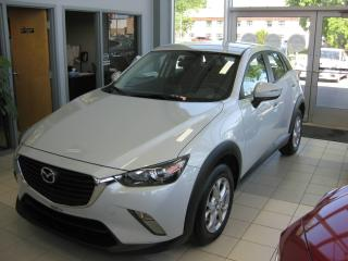 Used 2017 Mazda CX-3 GS AWD CAMERA MAGS for sale in Trois-Rivières, QC