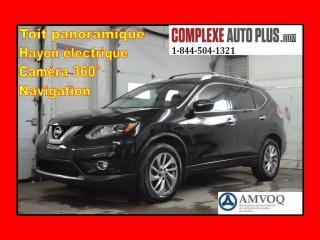 Used 2014 Nissan Rogue Sl Tech Awd 4x4 for sale in Saint-jerome, QC
