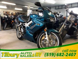 Used 2000 Honda SC3 FIRESTORM!!! for sale in Tilbury, ON