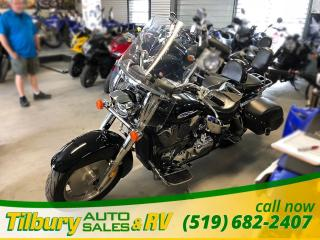 Used 2006 Honda VTX 1300 GREAT USED CONDITION! for sale in Tilbury, ON