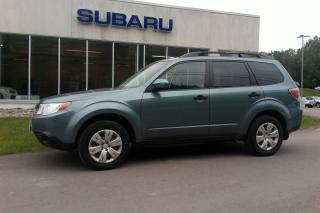 Used 2009 Subaru Forester 2.5i for sale in Minden, ON