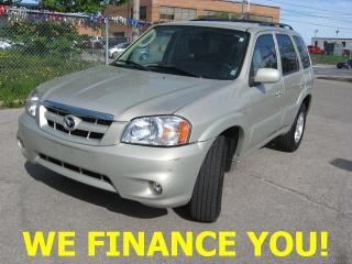 Used 2006 Mazda Tribute GX for sale in North York, ON