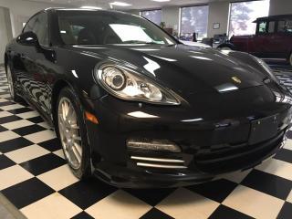Used 2012 Porsche Panamera 4 for sale in Concord, ON