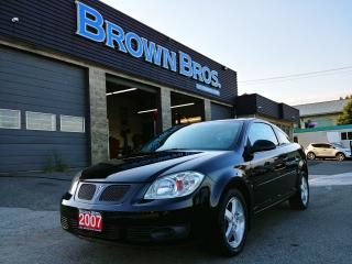Used 2007 Pontiac G5 SE, LOW KM's, PWR GROUP, AIR CON for sale in Surrey, BC