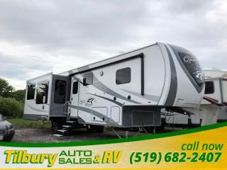 New 2019 Highland Ridge RV 314RLS Open Range fifth-wheel for sale in Tilbury, ON