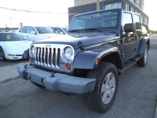 Used 2007 Jeep Wrangler Sahara for sale in Brampton, ON