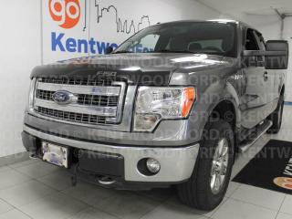 Used 2013 Ford F-150 XLT XTR pkg 4x4 with keypad entry, power drivers seat and trailer brake controller for sale in Edmonton, AB