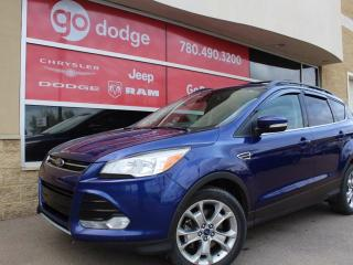 Used 2013 Ford Escape SEL 4WD / Sunroof / GPS Navigation / Back Up Camera for sale in Edmonton, AB