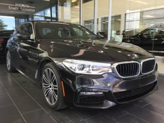 Used 2017 BMW 530 i xDrive AWD, NAVI, ACCIDENT FREE for sale in Edmonton, AB