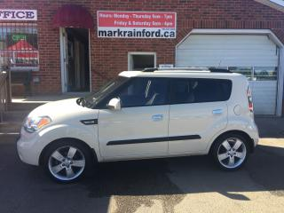 Used 2010 Kia Soul 4U Sport Blutooth, All Wheel Drive USB Aux input for sale in Bowmanville, ON