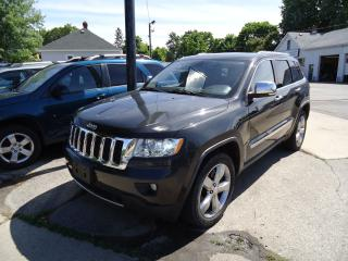 Used 2011 Jeep Grand Cherokee Limited for sale in Sarnia, ON