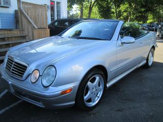 Used 2001 Mercedes-Benz CLK 430 4.3L for sale in Scarborough, ON
