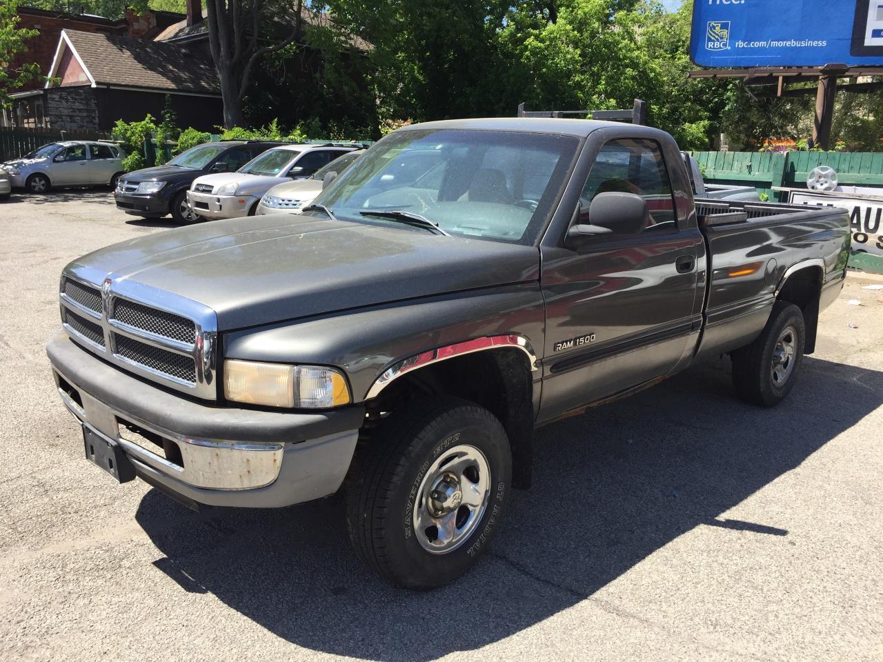 Photo of Gray 1998 Dodge Ram 1500