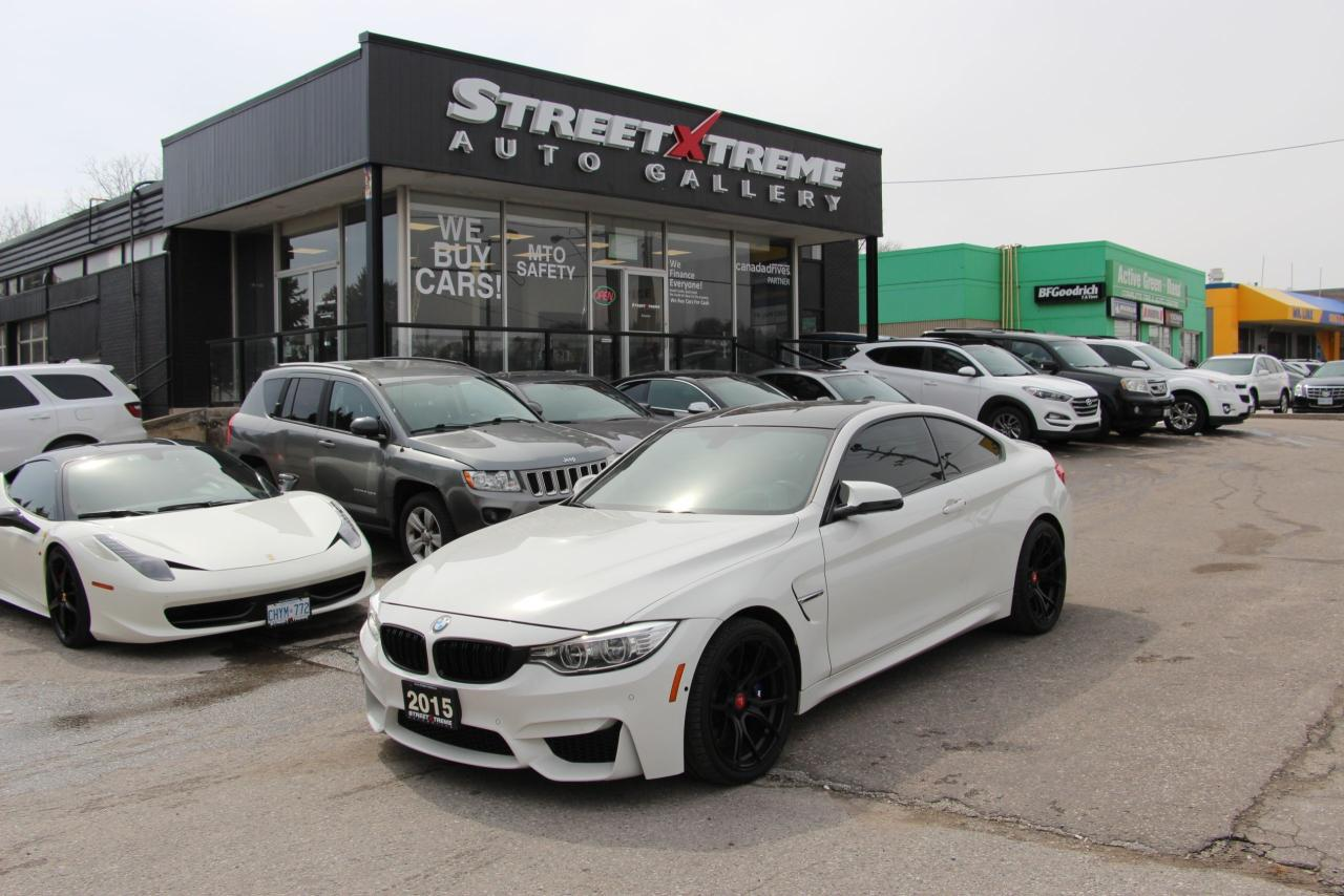 2015 BMW M4 Carbon Fibre Trims | Navi | Backup Cam | Keyless
