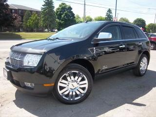 Used 2009 Lincoln MKX Limited for sale in Whitby, ON
