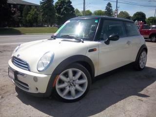 Used 2005 MINI Cooper for sale in Whitby, ON